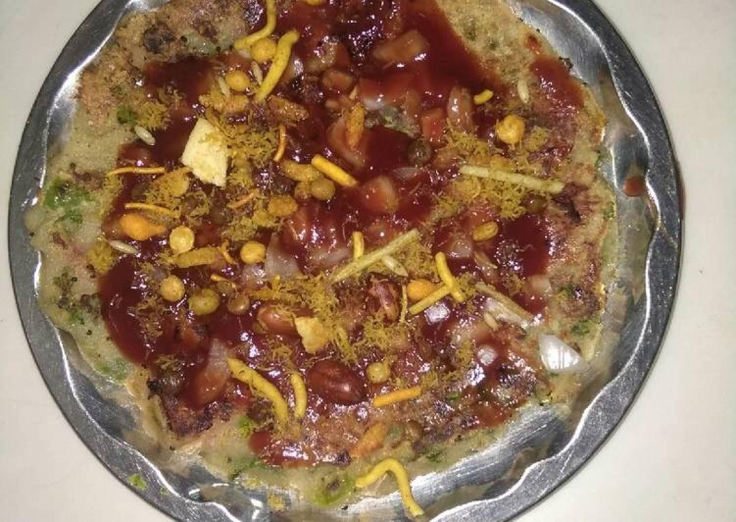 Rava Hindustani pizza