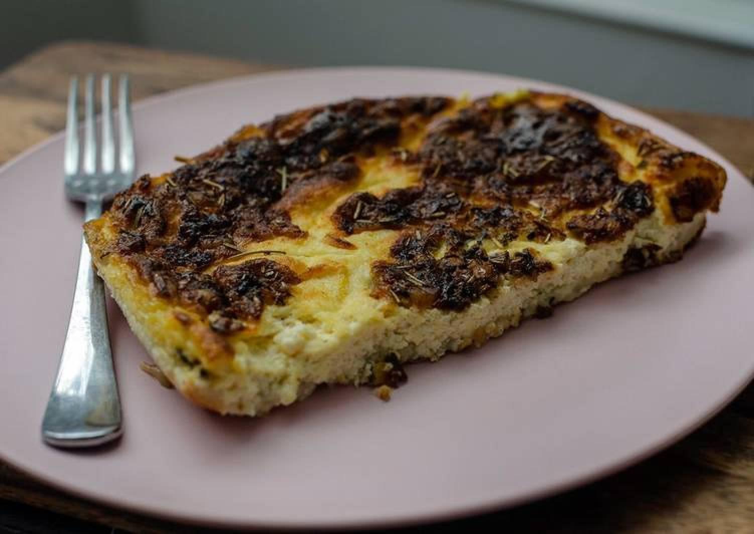 Swedish Bacon-Omelette