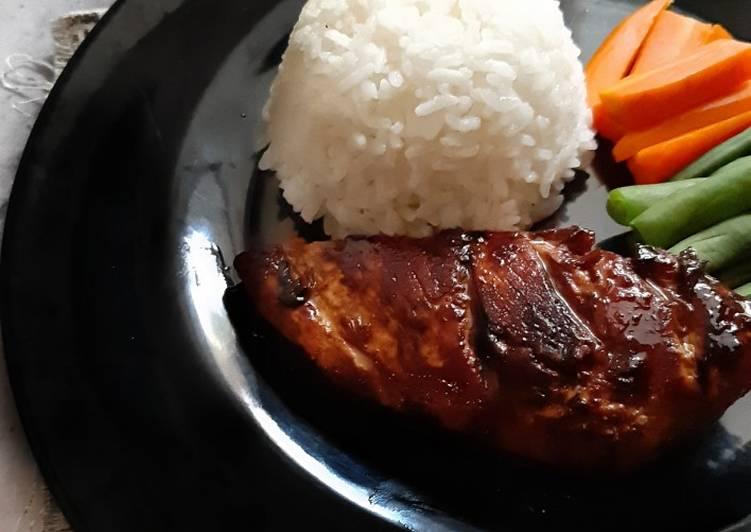 Steak Ayam Panggang
