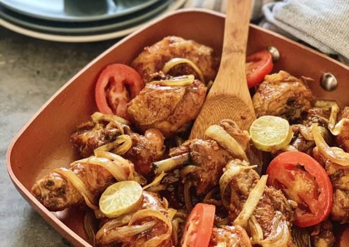 Butter Fried Chicken