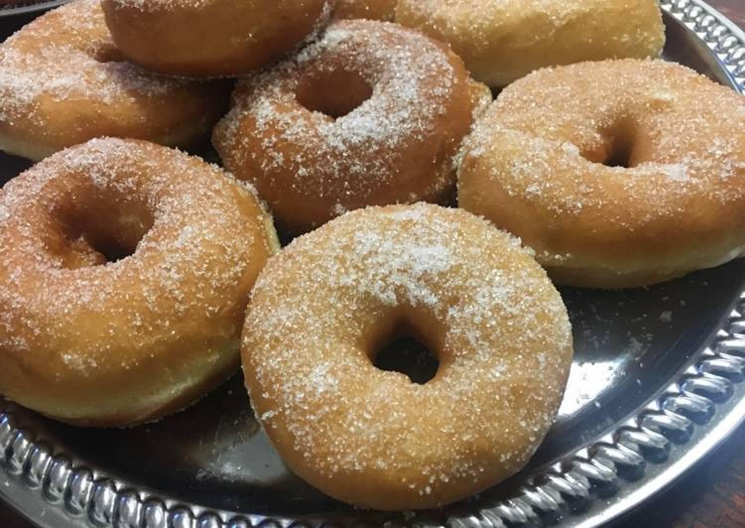 """Daddy"" Doughnuts"
