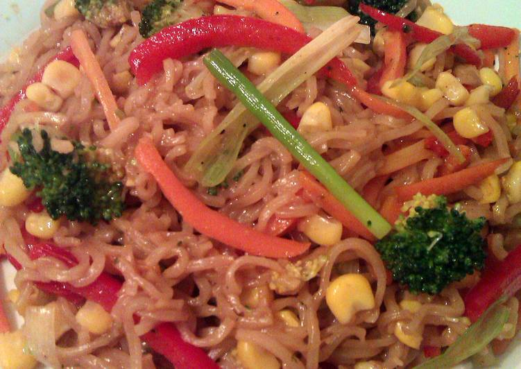 Vickys Quick Vegetable Ramen / Instant Noodles Dairy Egg  Soy-Free