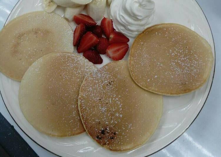 Recipe of Speedy Pancake