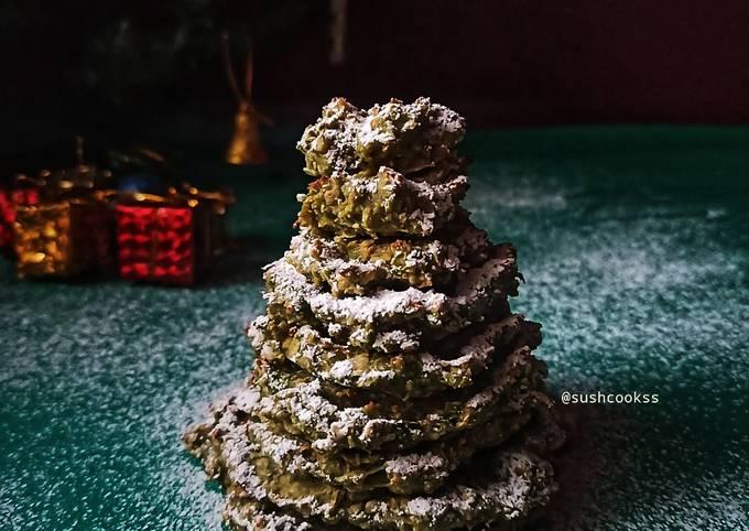 Recipe of Speedy Green Pea Cookies