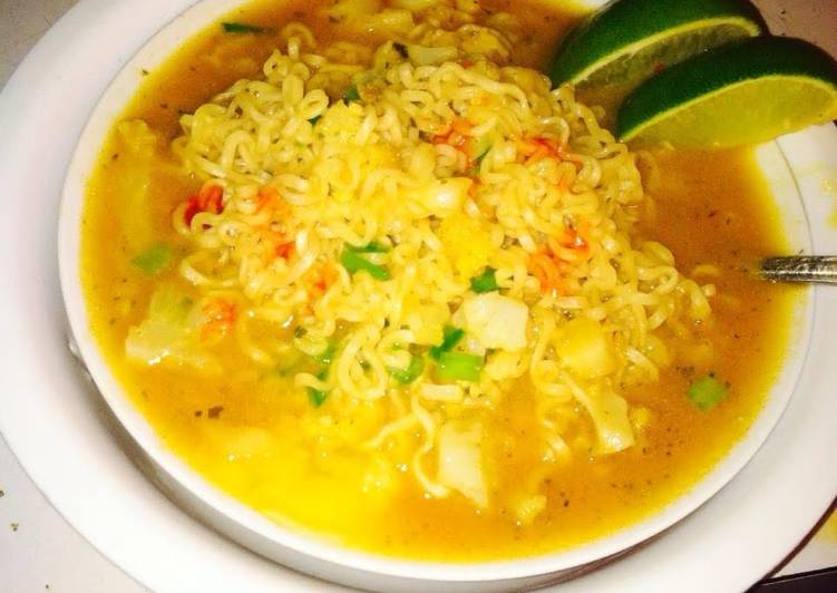 Ramen Noodles My Version