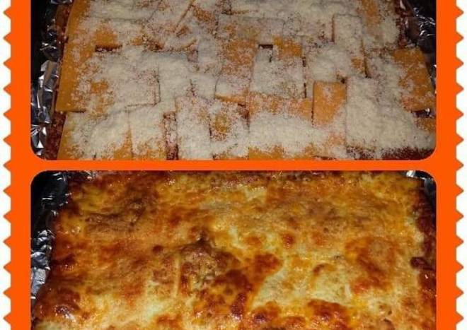 Semi-Homemade Lasagna