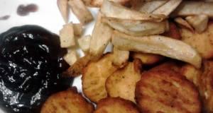 My Homemade Seasoned French Fries