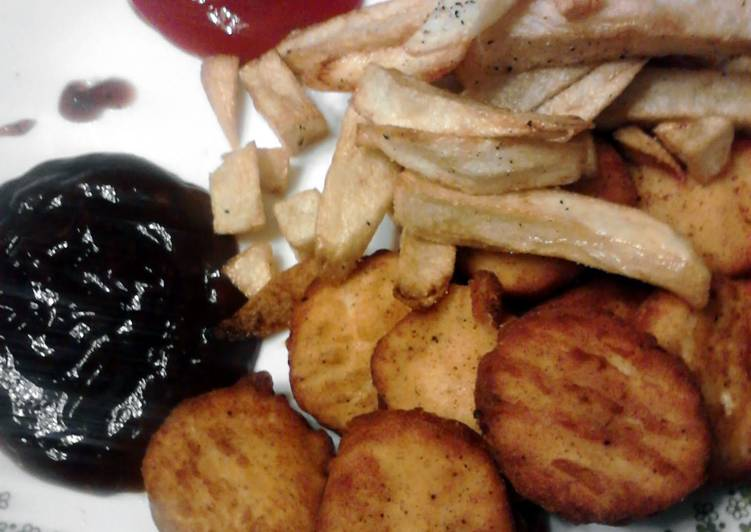 My Homemade Seasoned French Fries