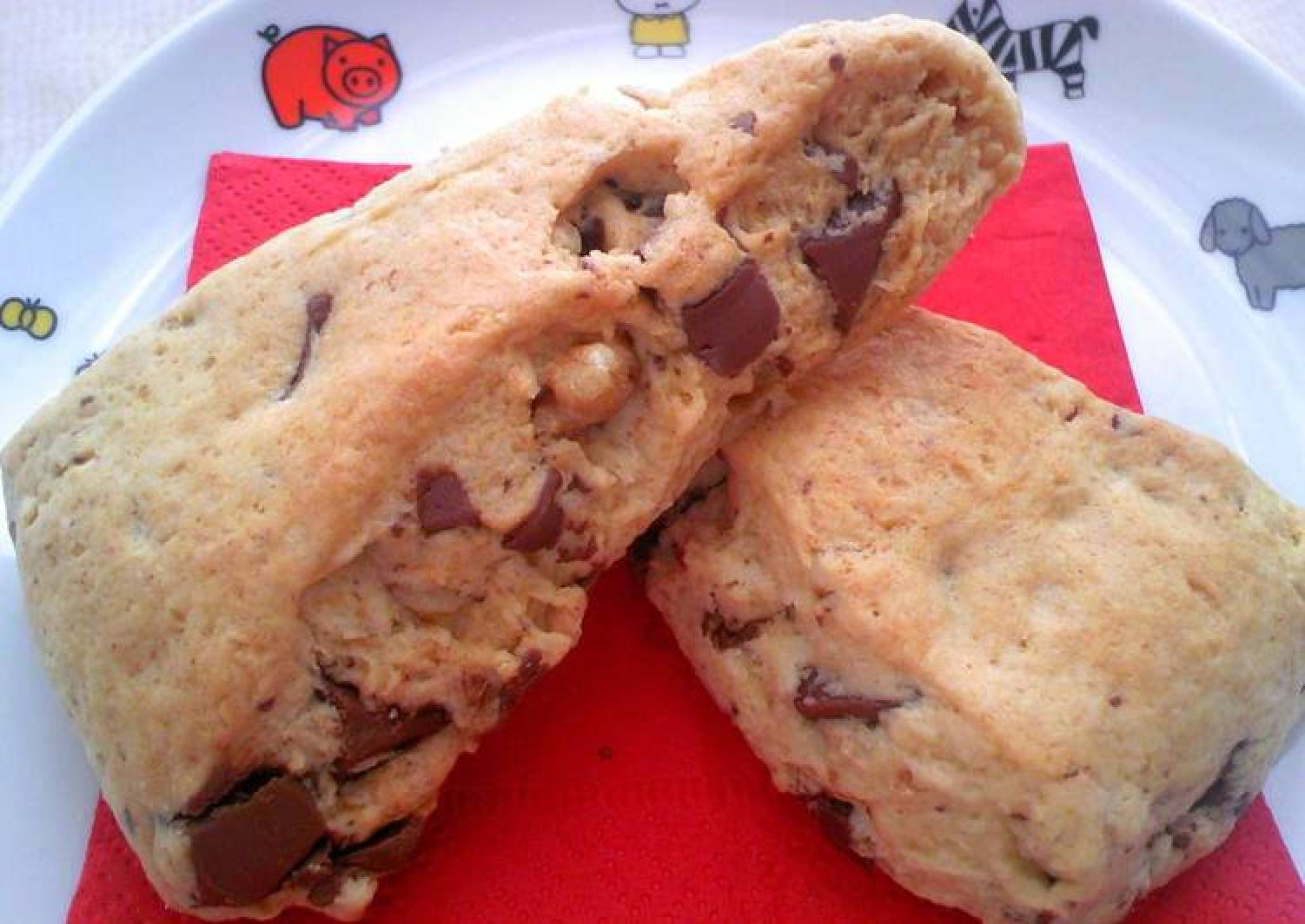 No Dishes! Easy Scones Made in a Bag