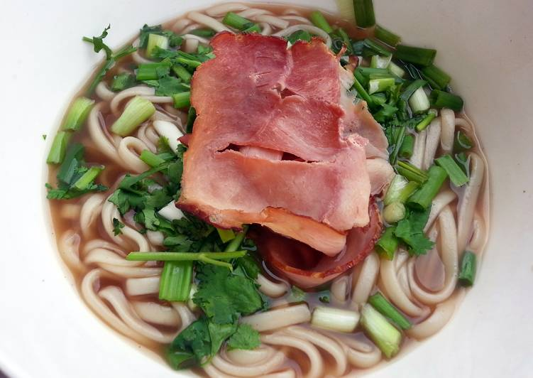 Pho In Lamb Soup
