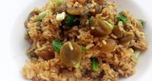 Prickle Lettuce Vegan Fried Rice