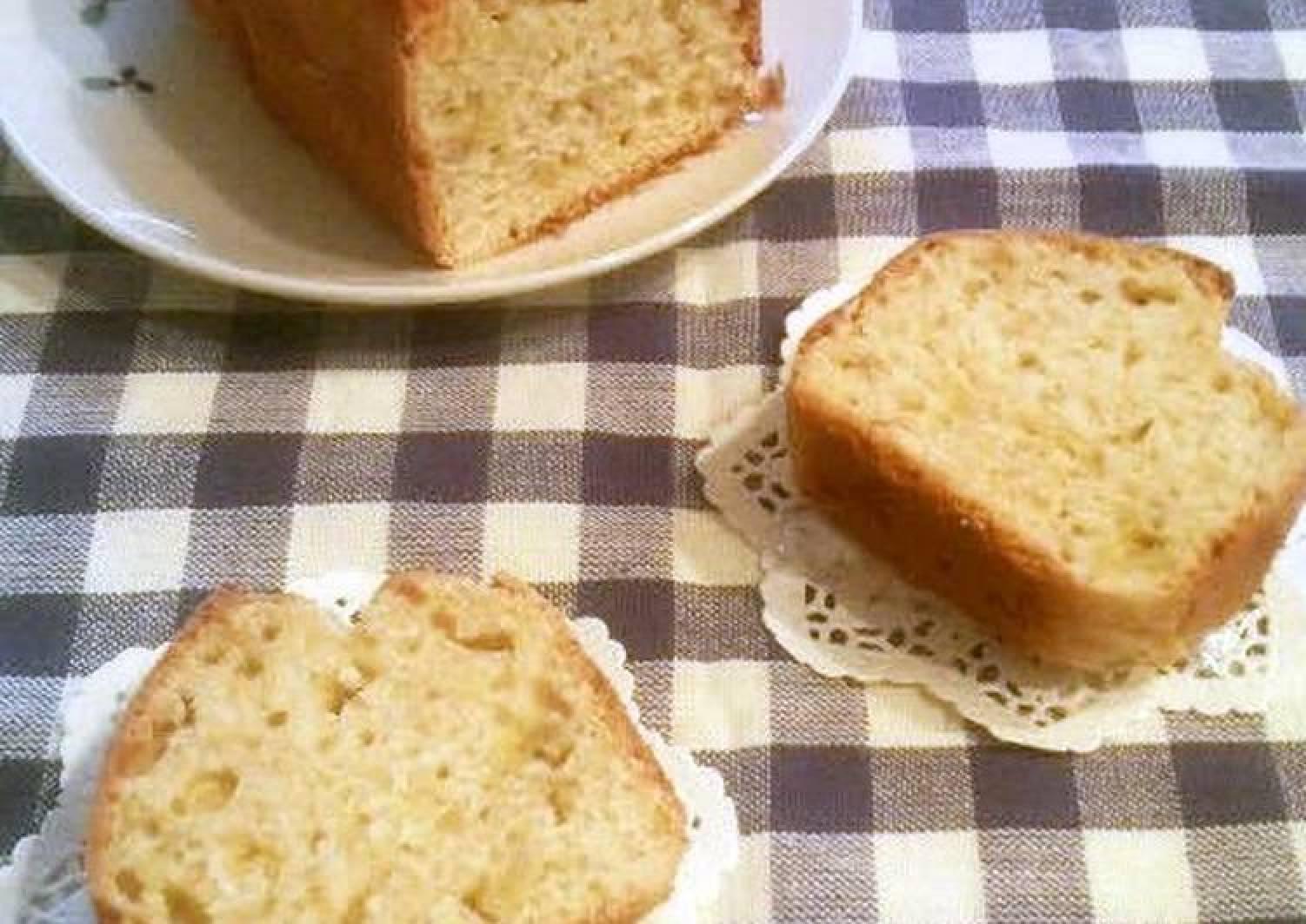 Easy Banana Bread with Pancake Mix
