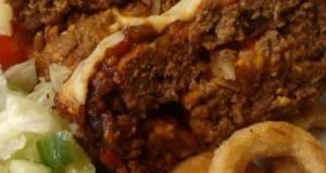 Vickys Cheeseburger Meatloaf GF DF EF SF NF
