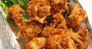 Really Popular Crispy Deep Fried Cauliflower