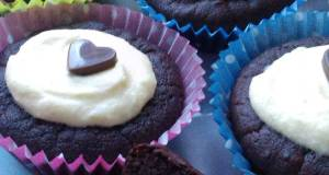 Vickys Red Velvet Cupcakes with Beetroot GF DF EF SF NF