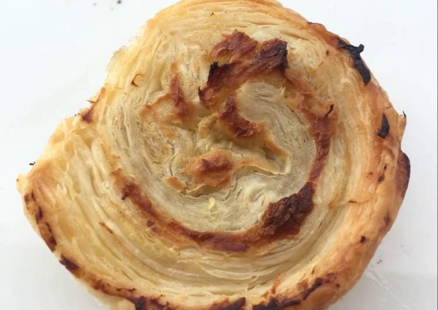 Durian Pinwheel Pastry