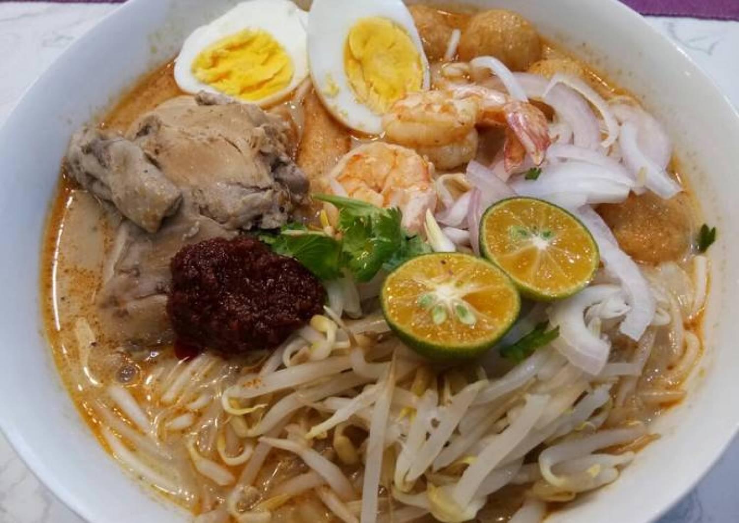 Laksa Curry Sarawak