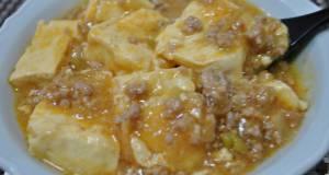 Simple Mapo Tofu