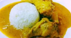 Kanyas Chicken Massaman