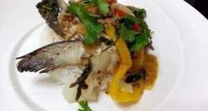 Salmon Stew In Brazilian Style MOQUECA
