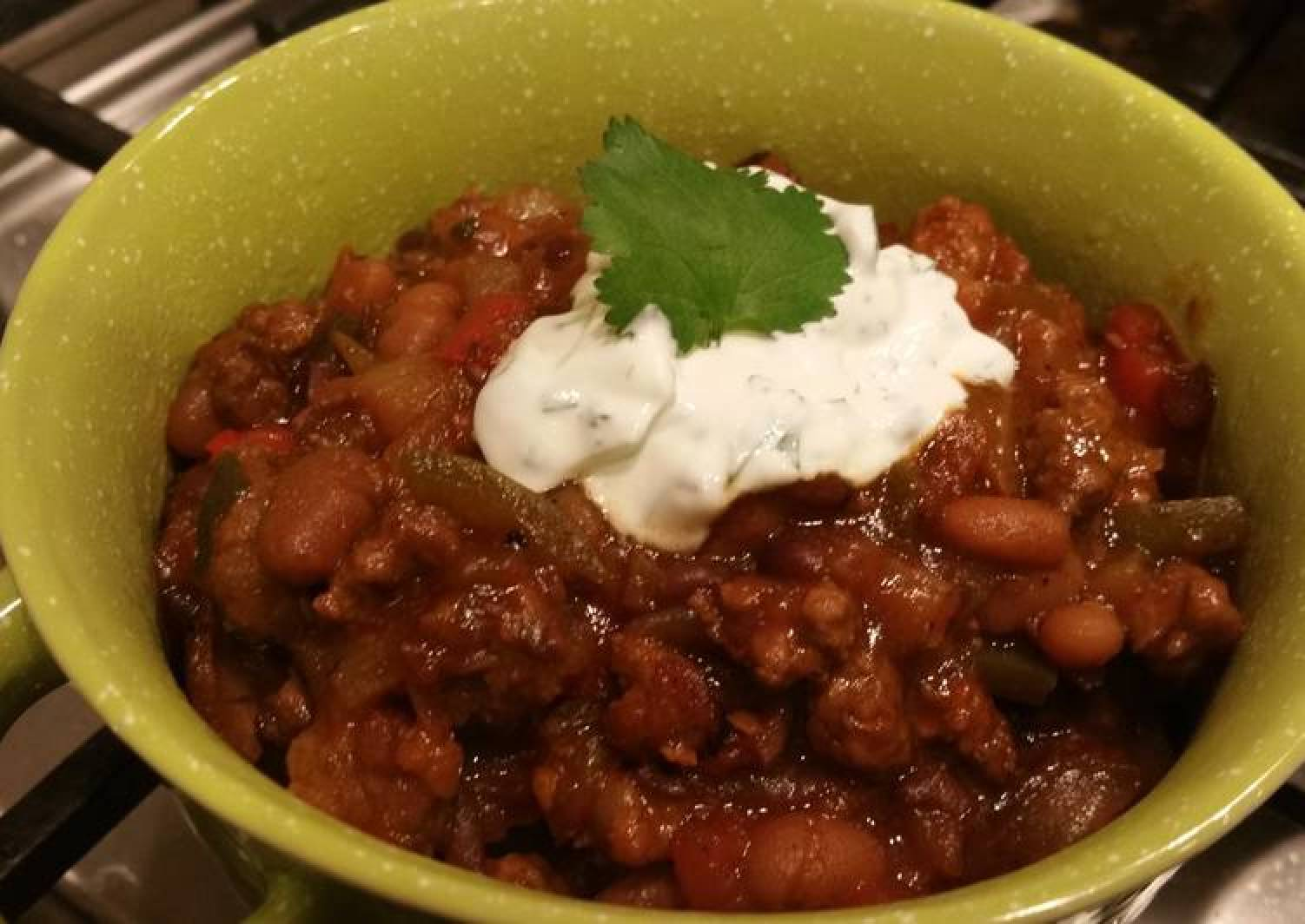 Steps To Make Quick Healthy Meat Bean Chili Best Recipes Tutorial