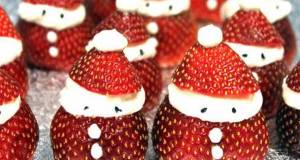 Vickys Strawberry Santas GF DF EF SF NF