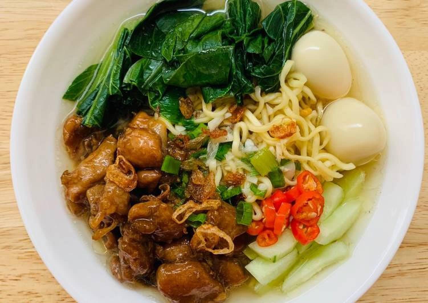 Resep Mie Ayam Jamur Anti Gagal | Resep Tren Harian