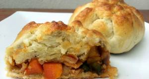 Sweet And Sour Chicken Pie