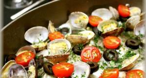 Easy Acqua Pazza with Fish Fillets
