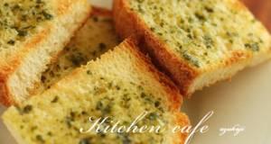 Garlic Basil Toast