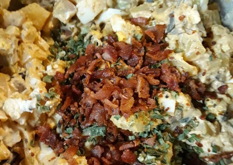 Potato Salad Thanksgiving Day 2019