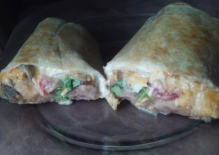 Recipe of Any-night-of-the-week Mexican Burrito