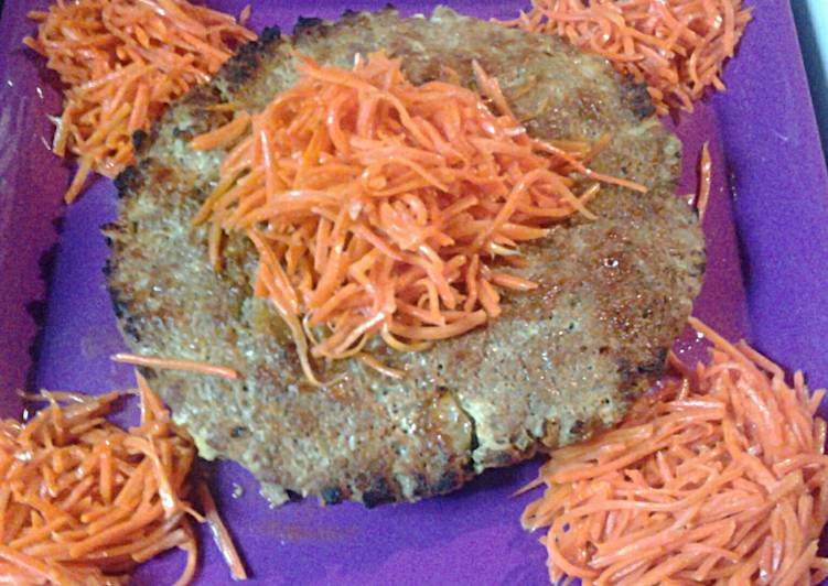 Ground Beef and Carrots