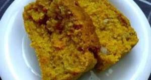 Macrobiotic Carrot Pound Cake