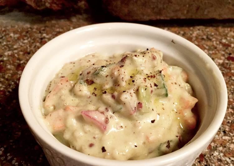 Quinoa & Yogurt Salad