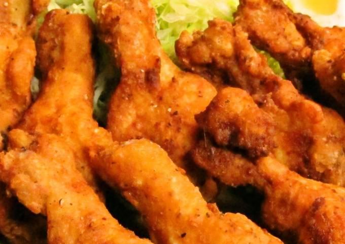 Better than KFC!? Spicy Chicken