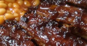 Vickys Slow Baked Ribs GF DF EF SF NF