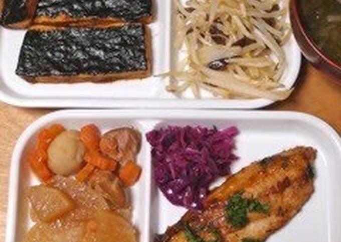 Macrobiotic Tofu, Kabayaki Eel-style