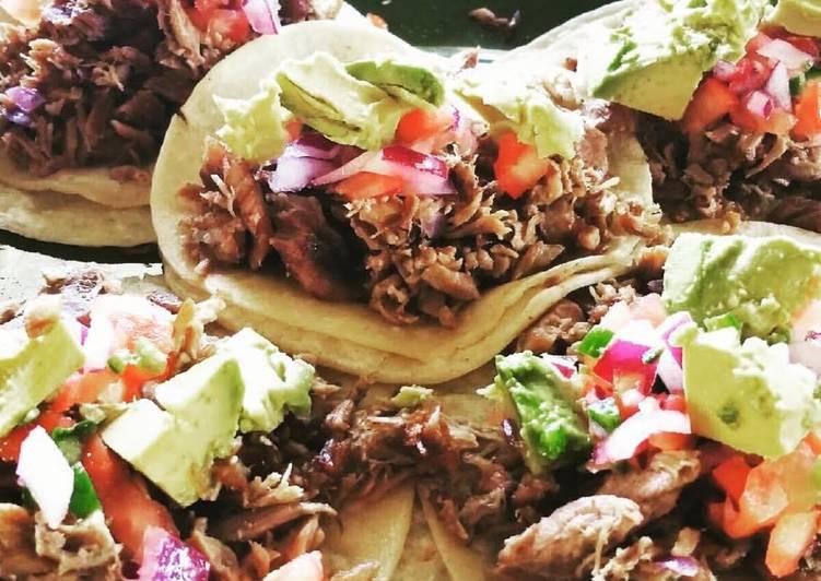 Crock Pot Street Tacos