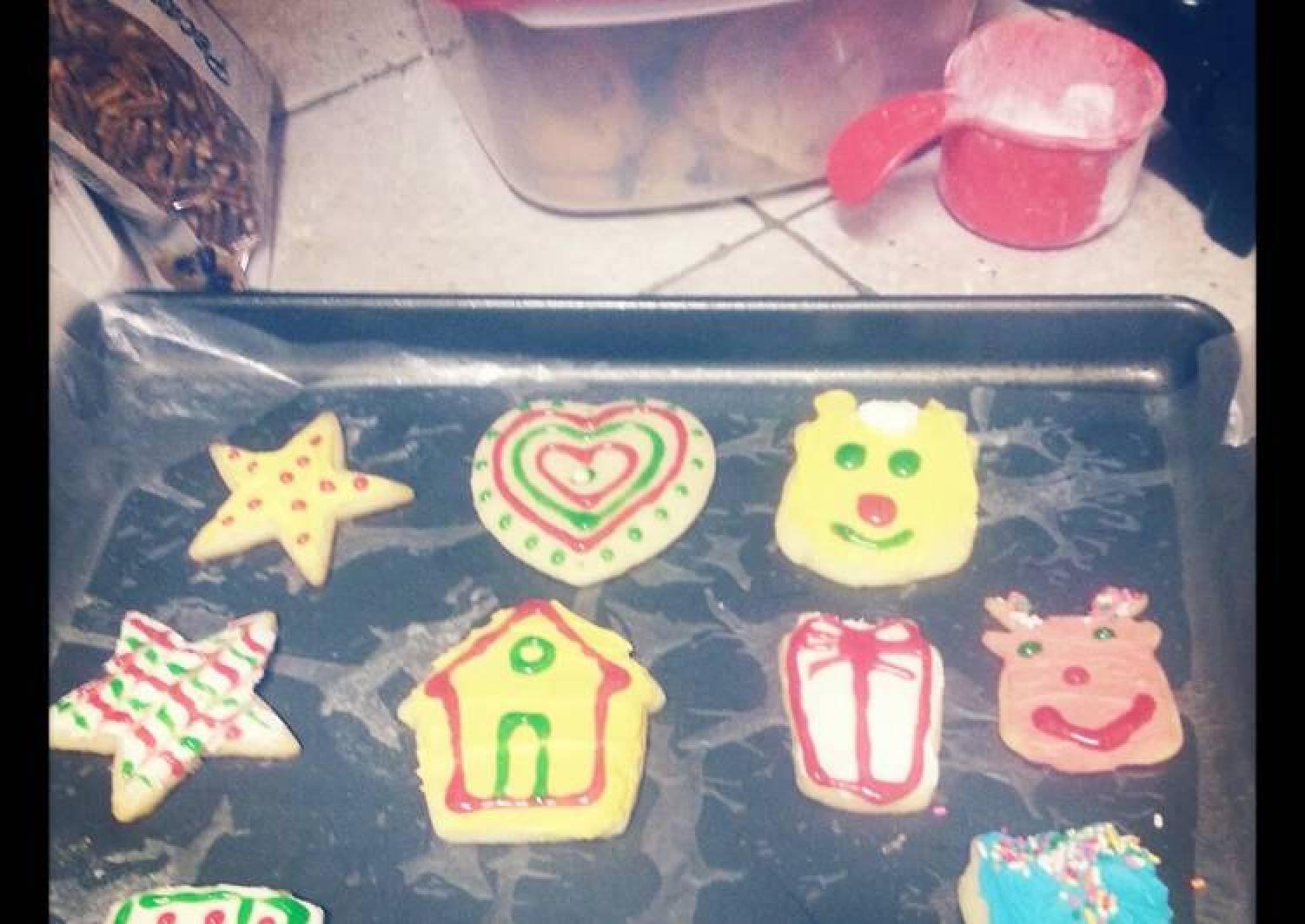 Easy vanilla sugar cookies