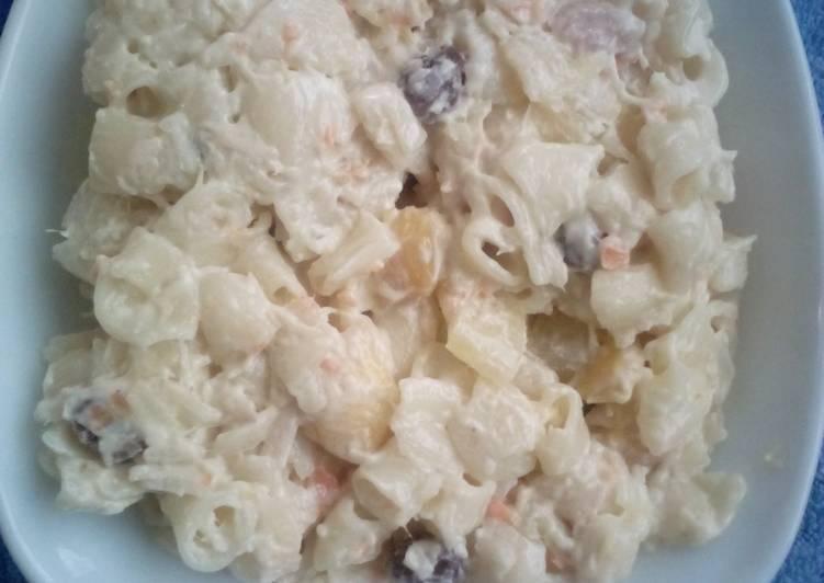 Recipe of Perfect Macaroni Salad Ala Mango