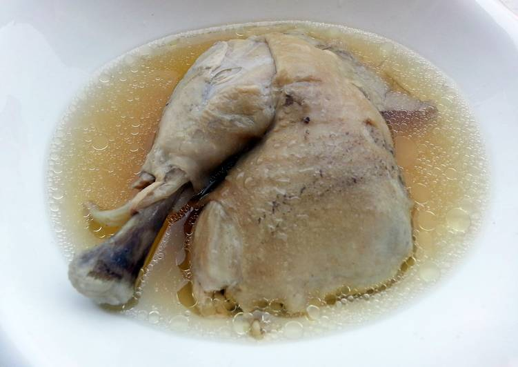 Chicken Soup With Essence Of Chicken