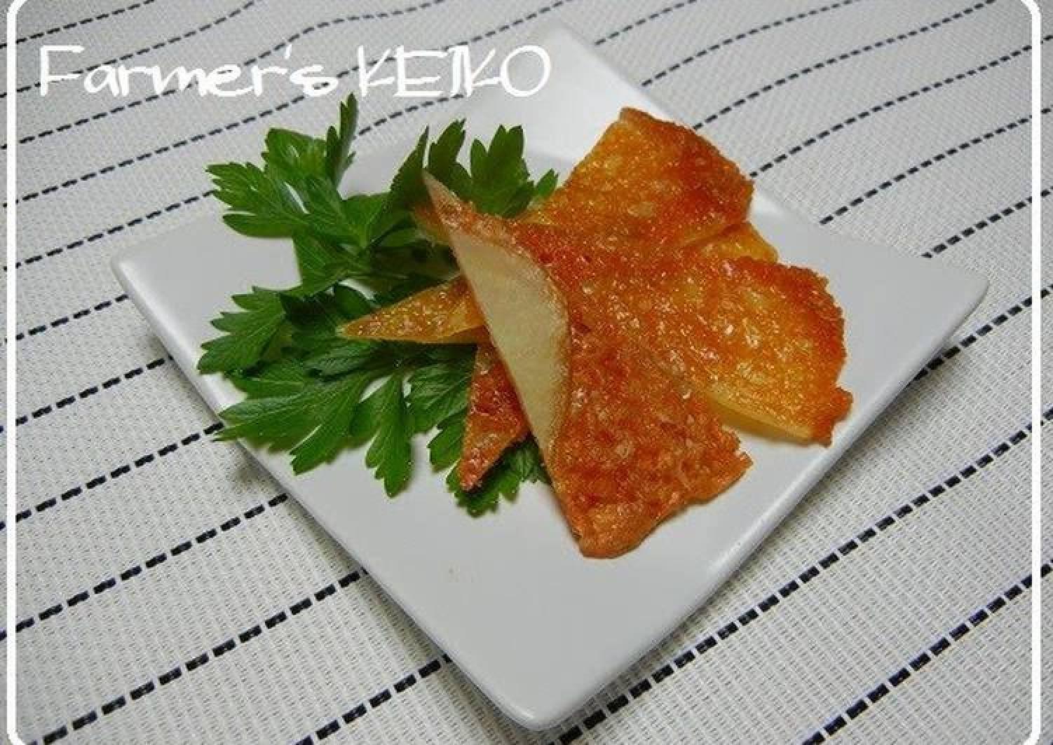 Farmhouse Recipe: Crispy Potatoes and Cheese Pancake