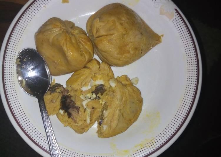Easiest Way to Prepare Recipe of Alala mai kwai da kifi