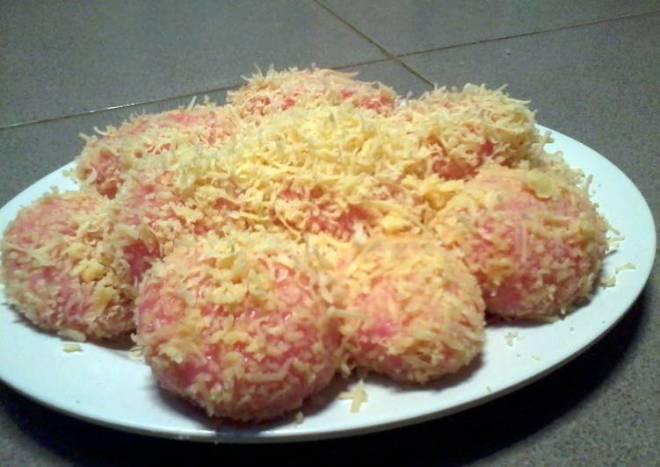 Netherland Klepon (Sweet Rice Ball)