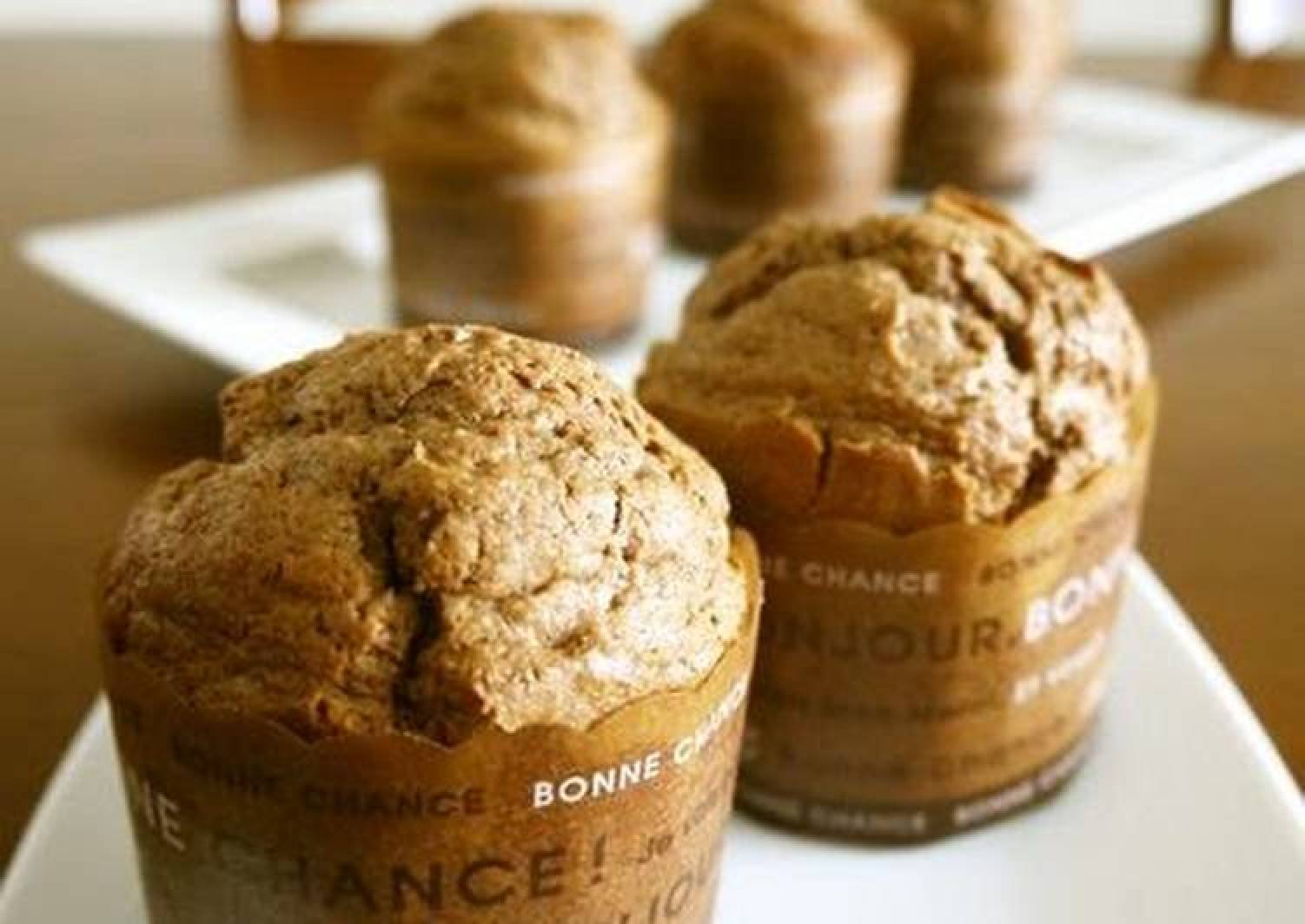 Chocolate Muffins Made with Pancake Mix