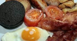 Vickys Scottish Black Pudding Blood Sausage