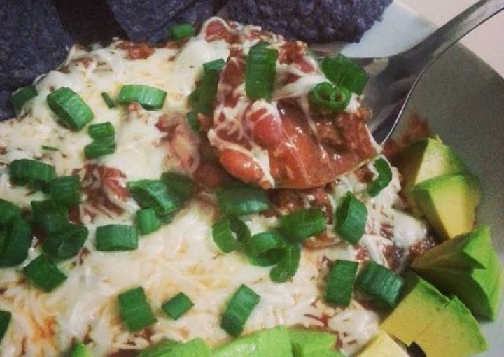 Nadgie's Chili