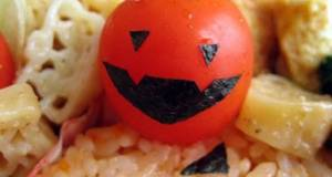 Tomato Ghoul for Halloween