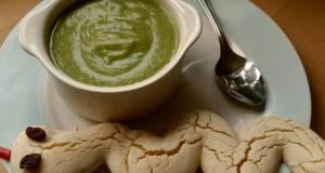 Vickys Halloween Green Slime SoupGreen VegetableGF DF EF SF NF